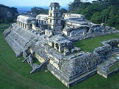 templos de palenque