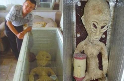 Supuesto extraterrestre chino resulto ser un fraude