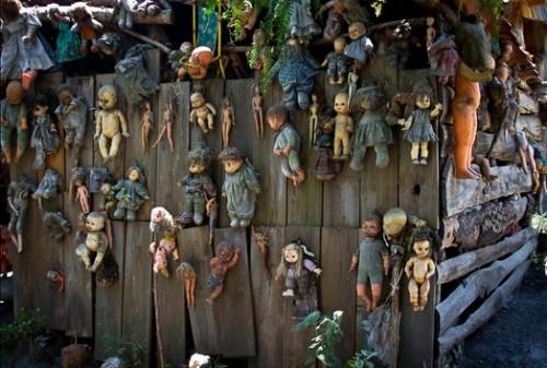 La isla de las muñecas