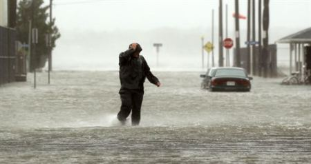 Cambio climatico y catastrofes naturales