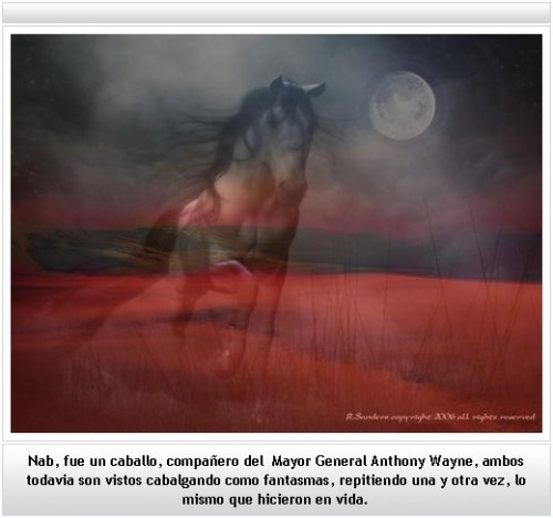 Nab el caballo fantasma