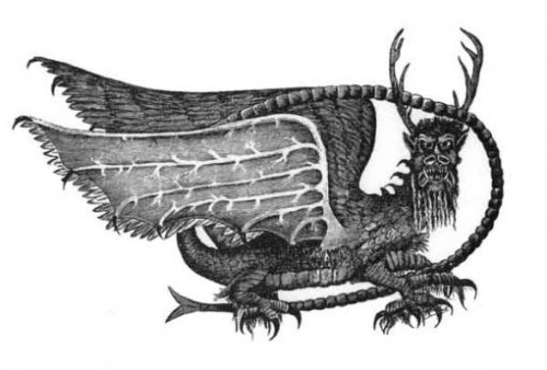 Dragon piasa