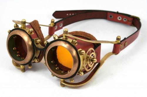 steampunk-anteojos-retro-futuristas