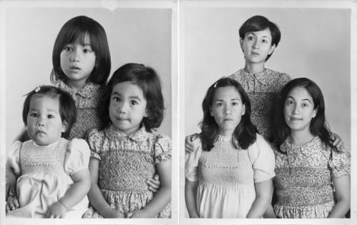 recreando fotos viejas de familia 16