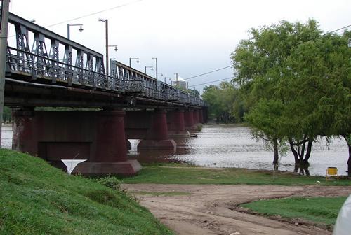Puente Carretero Rio Cuarto