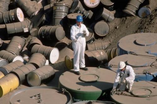 Desechos nucleares en Whashington