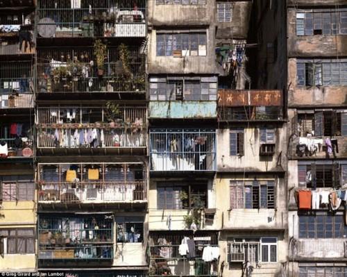 Ciudad oscura de Kowloon