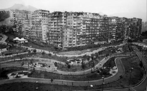La ciudad china sin ley