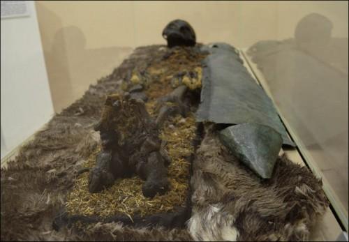 Momias medievales