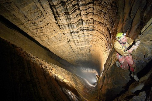 la cueva de Miao keng, China