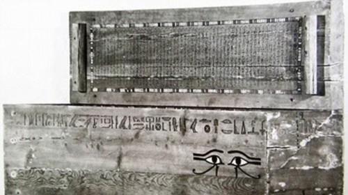 cambio climatico en el antiguo Egipto