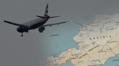 13 aviones desaparecidos