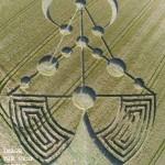 El enigma de los crop circles