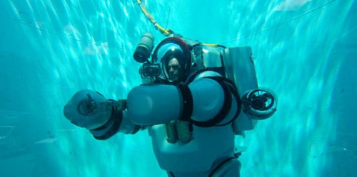 exotraje submarino