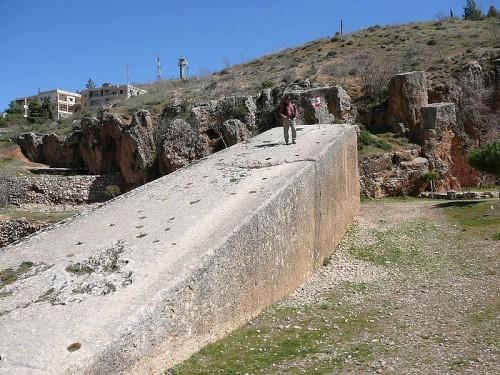 Piedras de Baalbek