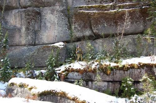 Ruinas megaliticas