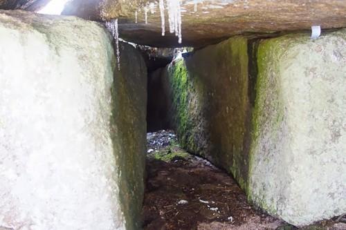 Ruinas megaliticas descubiertas en Rusia