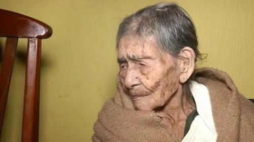 mexicana de 127 años