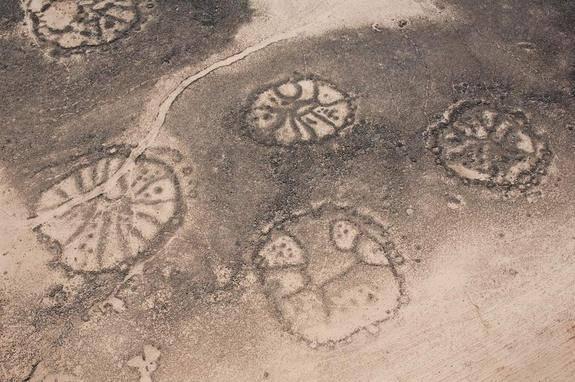 Geoglifos de Kazajistán