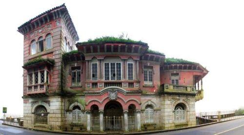 El Hotel del Salto de Colombia