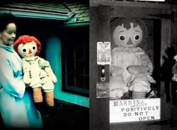 anabelle la muñeca maldita