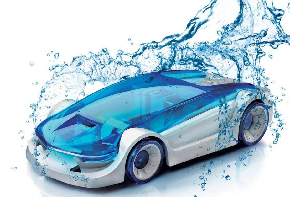Motor a agua