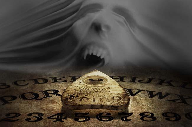Zozo, La Entidad Demoníaca de la Ouija