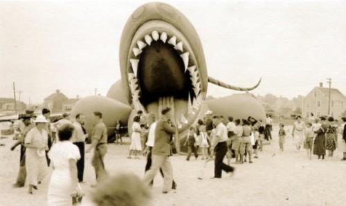 El monstruo marino de Nantucket 3