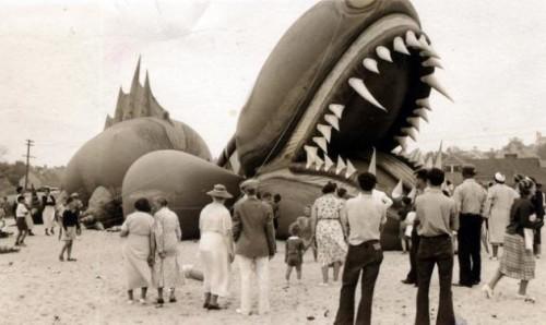 El monstruo marino de Nantucket 4