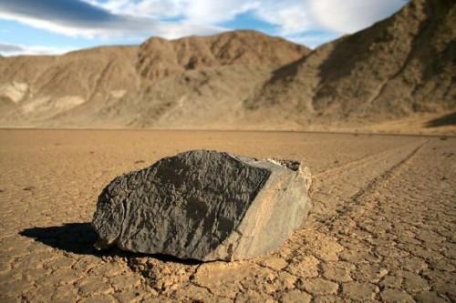 Las piedras reptantes