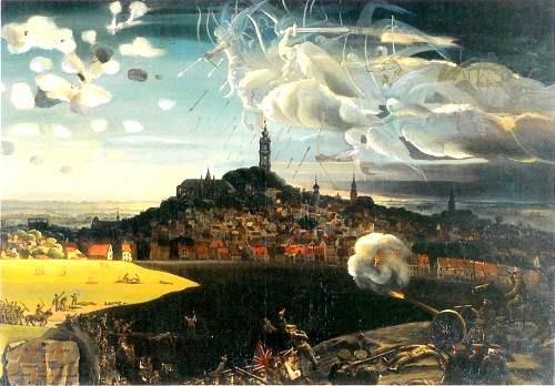 angeles - Leyendas: Los Ángeles de Mons Angeles-primera-guerra-mundial-500x348