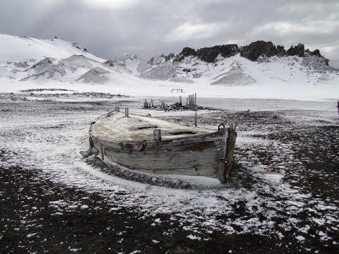 El bote de Bouvet Island 2