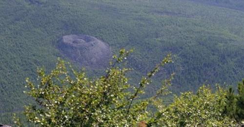 Misterioso cráter Patomskiy