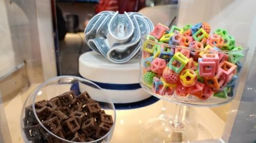 Casas y comida imprimibles