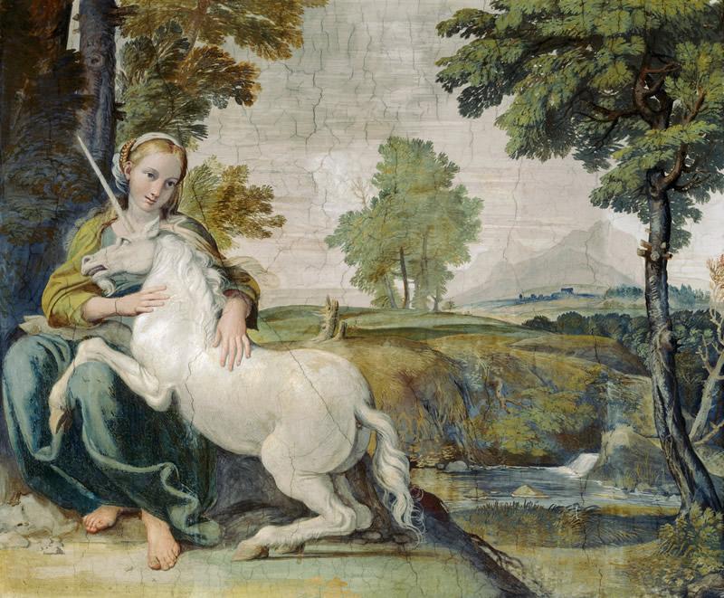 Unicornios Mitológicos