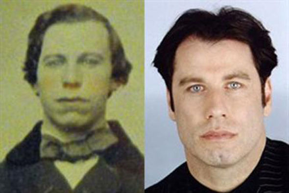Parecidos Increibles - John Travolta