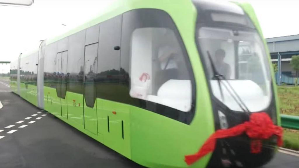 smartbus tren de china
