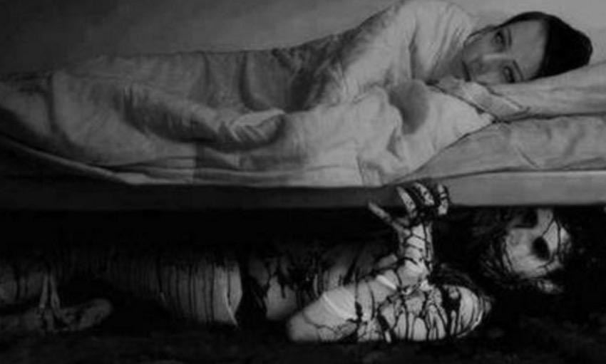 Un monstruo bajo la cama